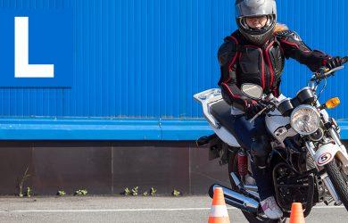 Gemiddelde prijs voor je motorrijbewijs halen