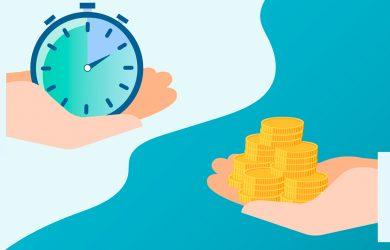 Minimum uurtarief dat een zelfstandige moet verdienen