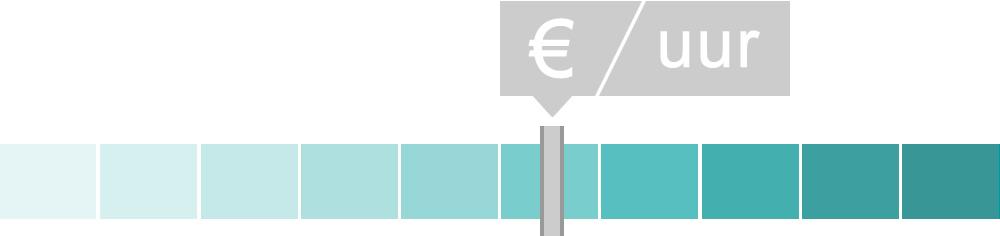Uurtarieven en salaris zzp vergelijken
