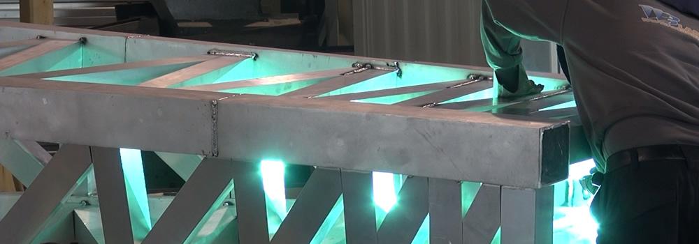 Tarief van een zzp aluminium lasser