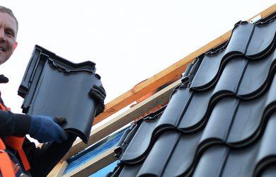 De kosten voor zzp dakdekker