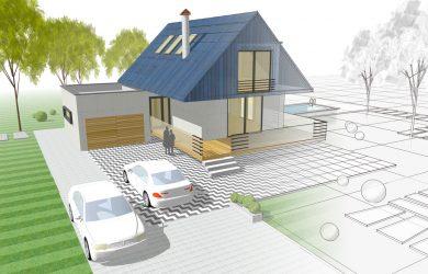 Uurtarief en prijs van een bouwkundig tekenaar / modelleur