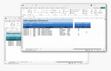 Gratis jouw zzp rittenregistratie bijhouden in Excel