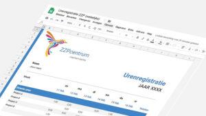 Gratis tijdregistratie met Google Spreadsheets