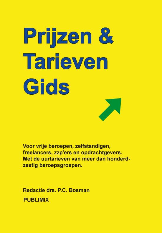 Boek: Uurtarieven zzp'ers en freelancers